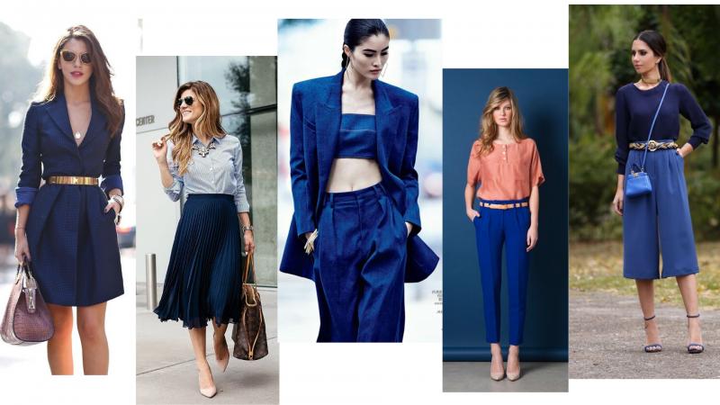 moda | classic blue | moda 2020 | a cor de 2020 | coloração pessoal | decor | azul indigo | azul cor de 2020 | consultoria de moda | looks com classic blue