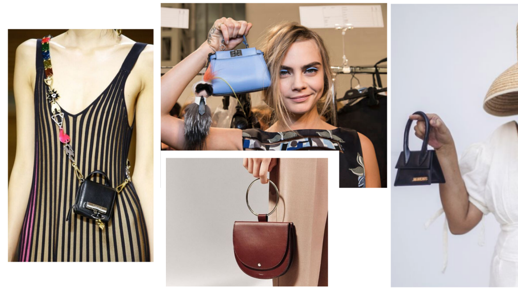 moda | dicas de moda | tendencias | tendencia 2020 | tendências 2020 | microbolsa | bolsa mini | bolsa micro | bolsas | acessórios | tendências acessórios 2020 | tendencia bolsas