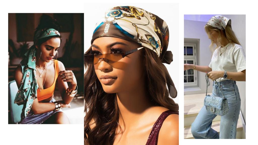 moda | dicas de moda | consultoria de moda | lenços | moda lenços na cabeça | tendencias verão | tendências verão 2021 | moda verão 2021 | como usar lenço na cabeça