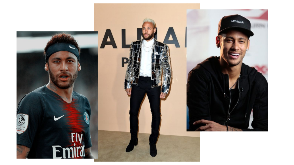 jogadores de futebol | estilo de jogadores | futebol e moda | os jogadores mais estilosos | futebol brasil | futebol mundial | neymar | beckham | david beckham | neymar jr | messi | cristiano ronaldo