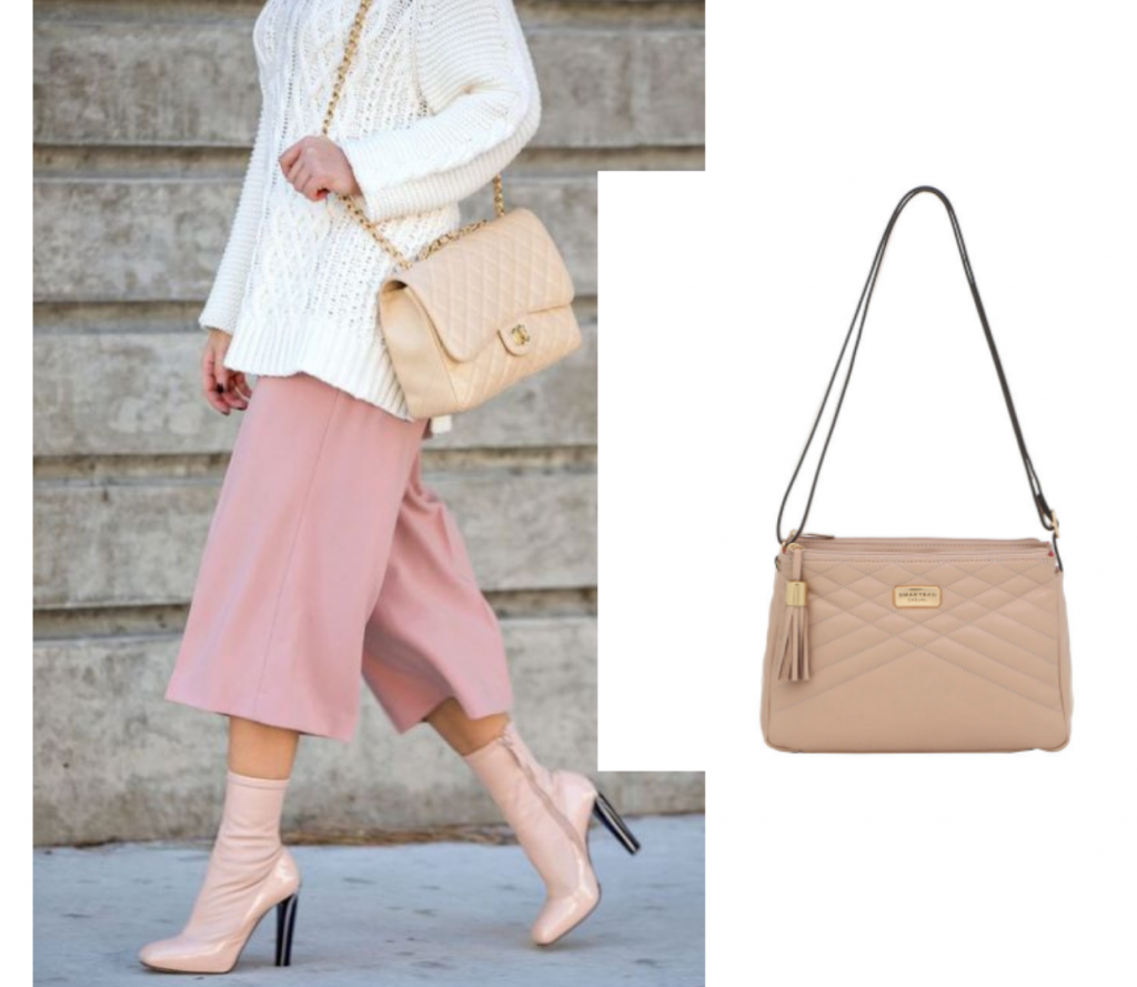 bolsas femininas   bolsas em couro   bolsa de couro   smartbag   bolsas pasteis   tons pasteis   tom pastel   acessorios em tom pastel