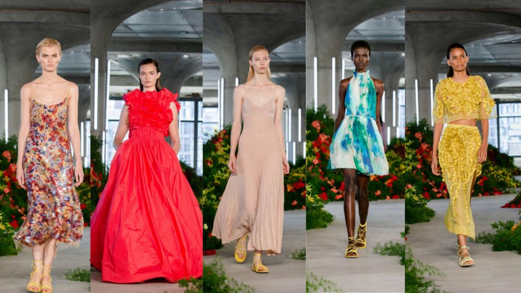 semanas de moda   semana de moda internacional   ny fashion week   new york fashion week   jason wu   semanas de moda internacionais   tendencias verão 2022   tendências 2022