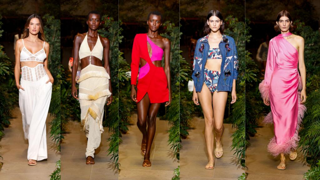 semanas de moda   semana de moda internacional   ny fashion week   new york fashion week   michael kors   semanas de moda internacionais   tendencias verão 2022   tendências 2022