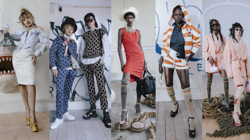 semanas de moda   semana de moda internacional   london fashion week   max vivienne westwood   semanas de moda internacionais   tendencias verão 2022   tendências 2022